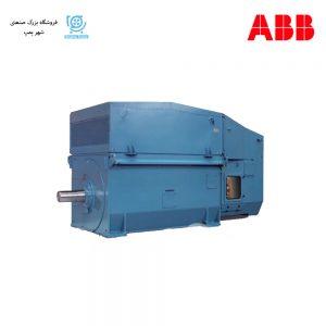 الکتروموتور اسلیپ رینگ ABB
