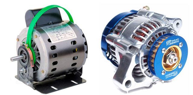 انواع موتور کولر آبی