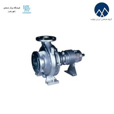 پمپ روغن داغ ایران تولید سری JIT